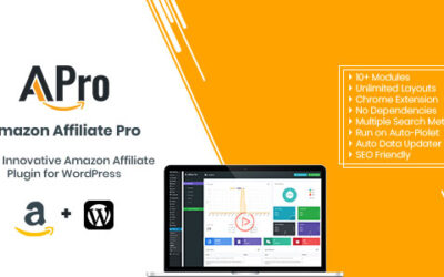 AAPro – Amazon Affiliate Pro WordPress Plugin