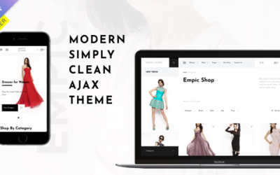 Empic – Motyw  WooCommerce