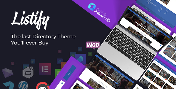 Listify - Directory WordPress Theme