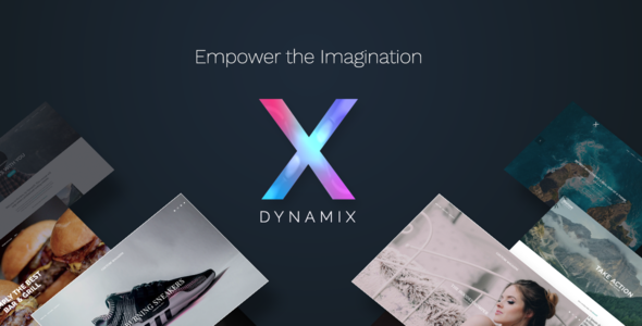 DynamiX - Biznes / Corporate WordPress Theme